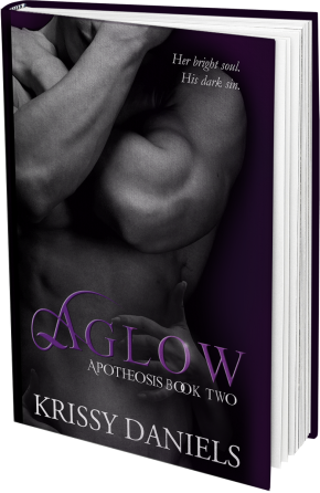 Aglow Book MockUp